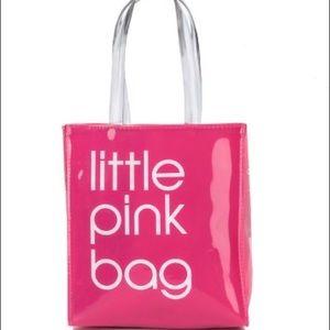 """Bloomingdales """"Little Pink Bag"""" Tote"""